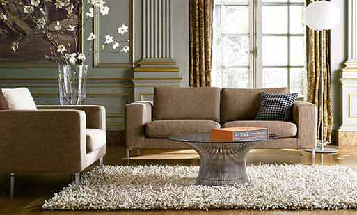 Modern Living Room Curtains Design Ideas 2011