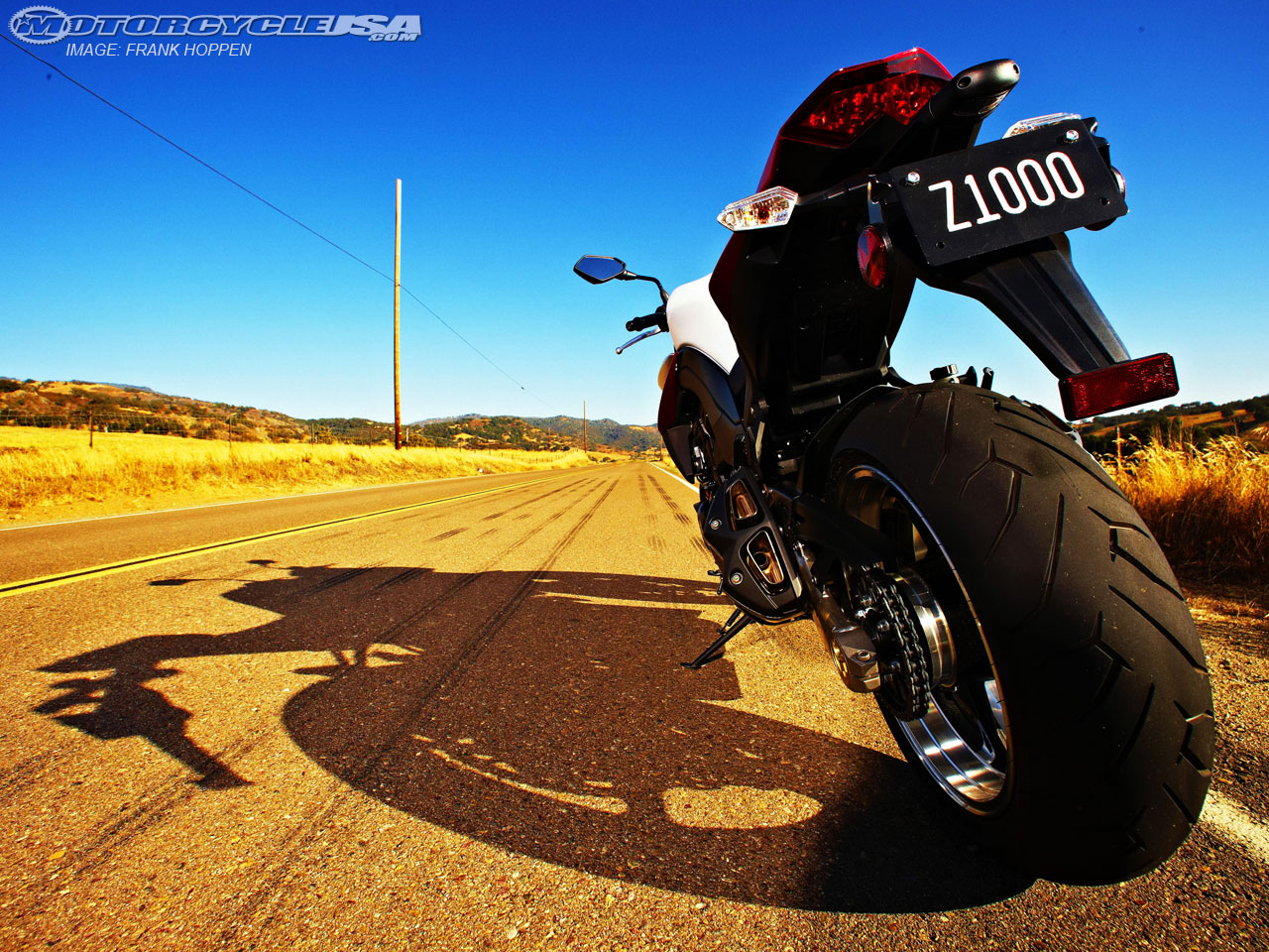 Kawasaki Z1000   Nice Wallpapers