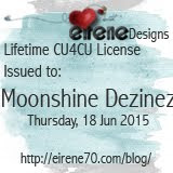 CU4CU License For Eirene Designs