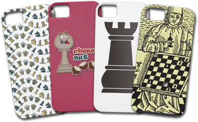 iPhone 5 Cases for Chess Players