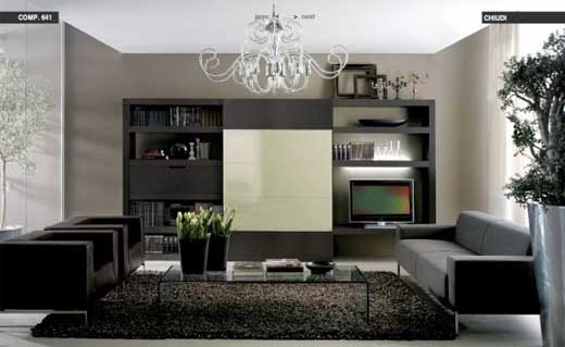 Italian Living Room Decor And Fashion Modern House Plans Designs
