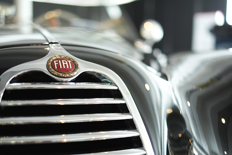 Museo Nicolis, automobile Fiat d'epoca
