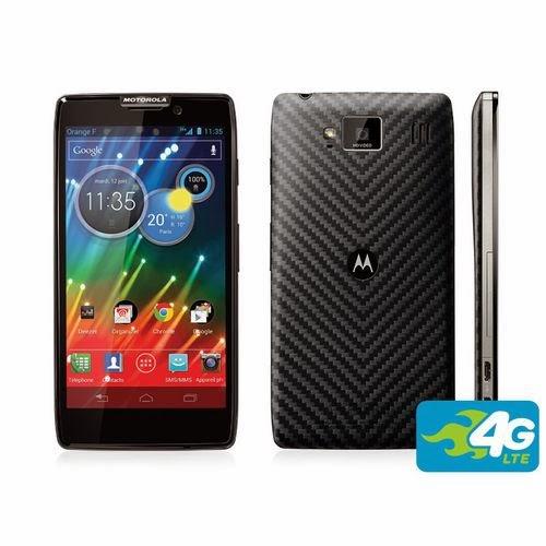 Motorola HD Razr Noir Comparatif smartphone de prix