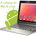 Download & Install Android 5.0 Lollipop on Windows, Mac OS X, Linux PCs / Laptops - Tutorial