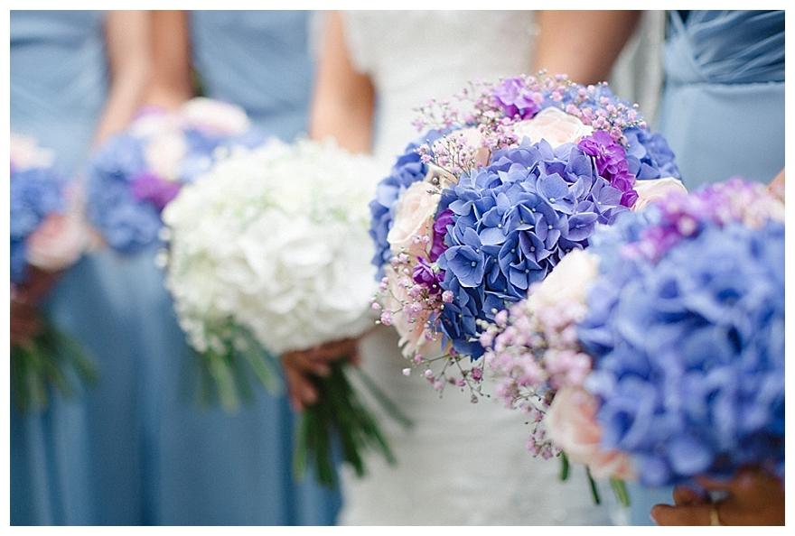 Summer Wedding Music Ideas : Gallery for gt blue summer wedding flowers