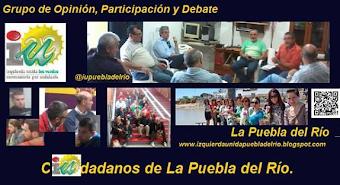 """""""CiuDADAN@S de La Puebla del Río"""""""
