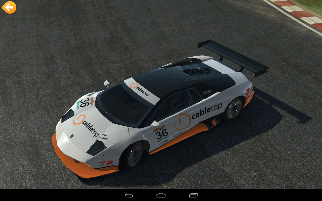 Real Racing 3 para Android, iPhone e iPad