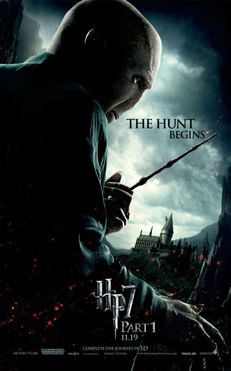 trailer traffic: harry potter and the deathly hallows - part 2