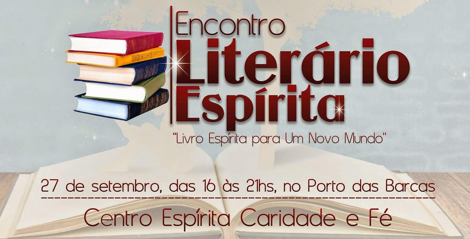 Encontro Literário Espírita