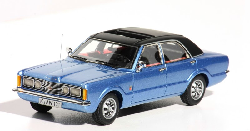 miniautohobby ford taunus gxl. Black Bedroom Furniture Sets. Home Design Ideas