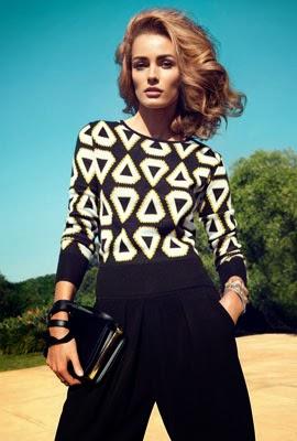 moda primavera 2014 mujer H&M