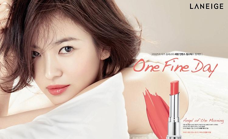 Laneige Serum Intense Lipstick Kimchi Jib Beauty