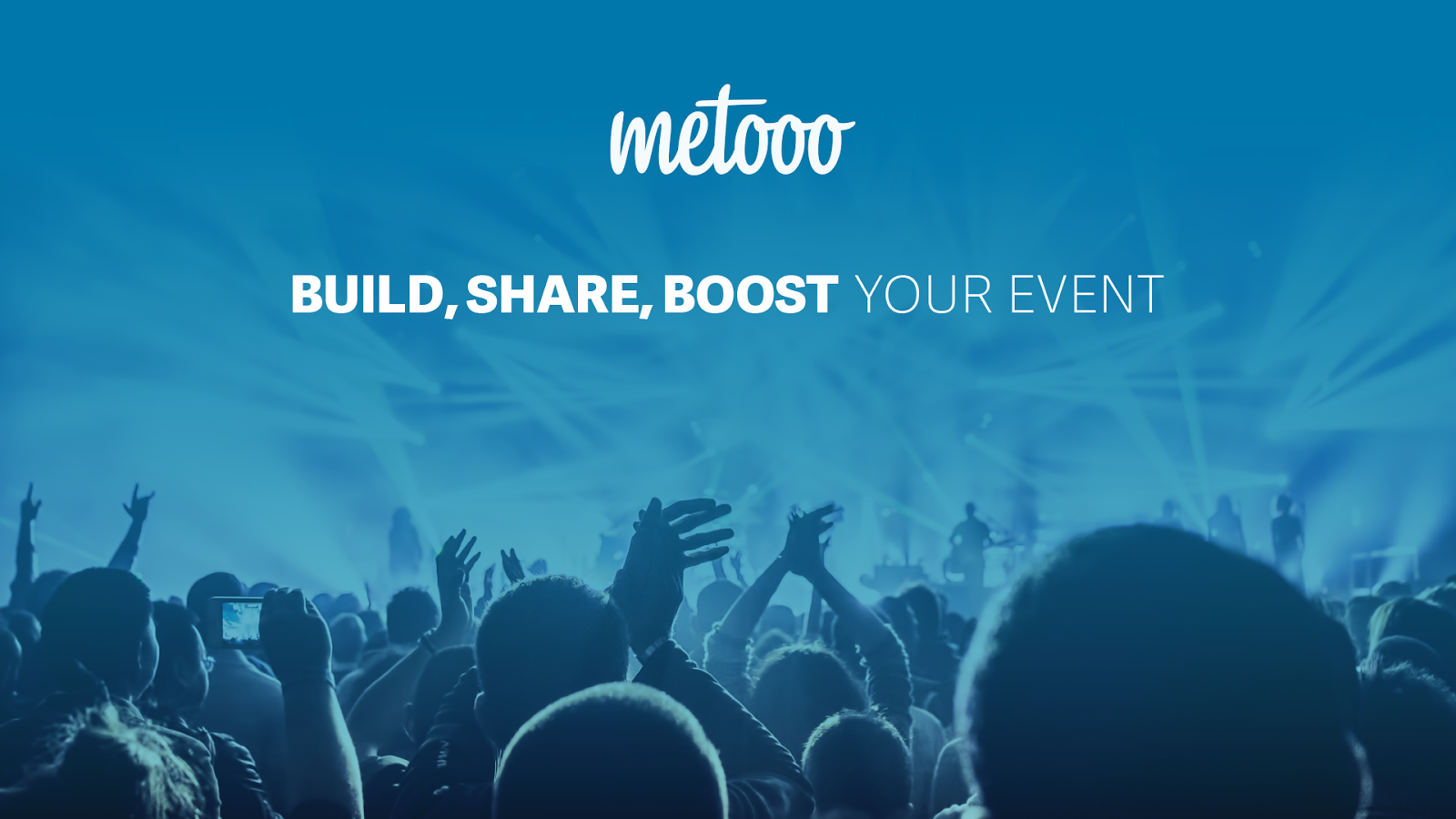 Metooo event app