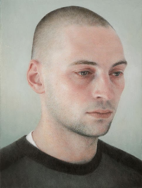 ... Grandeur: Portraits of Adam by contemporary artist Robert Bauer