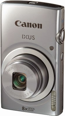 Canon PowerShot IXUS 145 Point & Shoot Camera