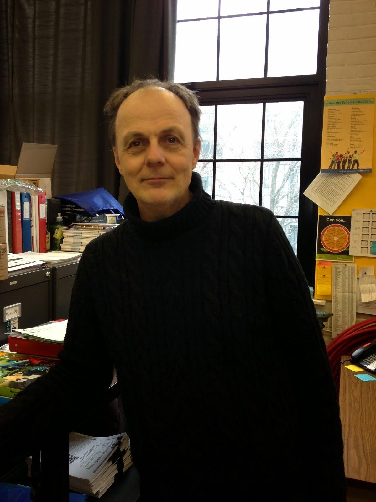 Staff Pic: Martin van de Ven