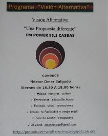 Nuestro programa radial
