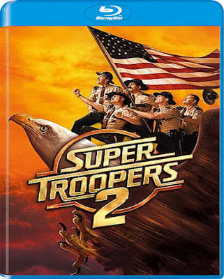 Super Troopers 2 2018 BD25 Latino