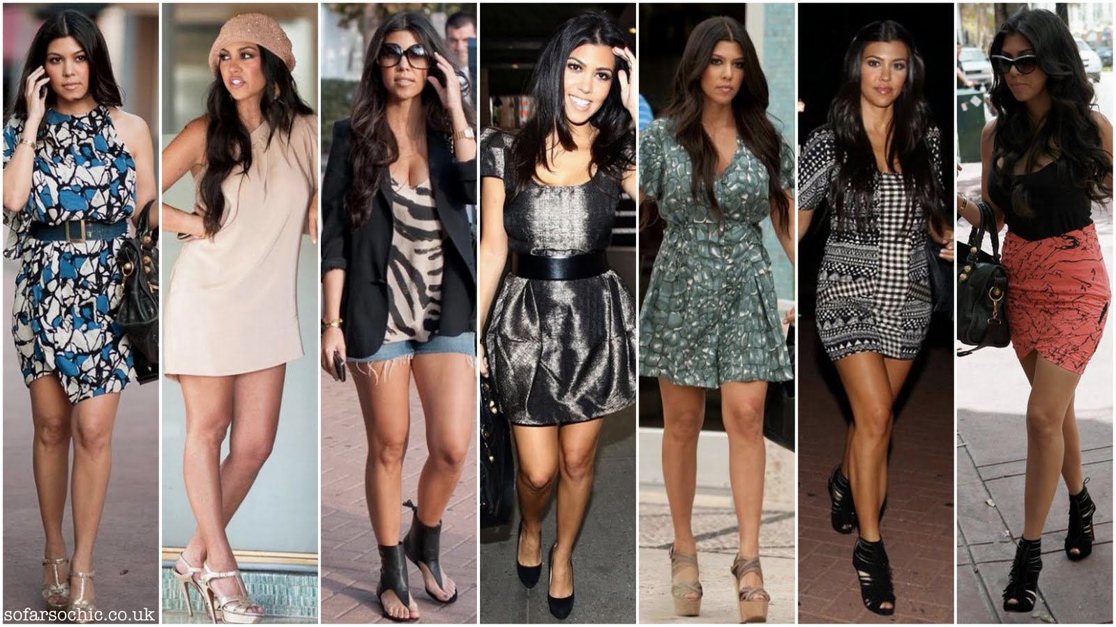Kouture Kisses Style Files Kourtney Kardashian