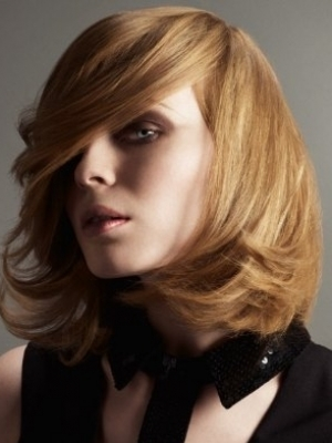 Gorgeous medium layered hairstyles world of fashion for Salon jacques dessange