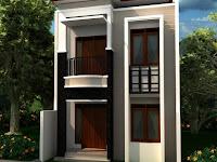 Model Bentuk Rumah Minimalis 2 Lantai Untuk Rumah Idaman