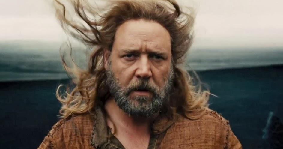 Russell Crowe quiere que el Papa vea 'Noé'. MÁS CINE. Making Of