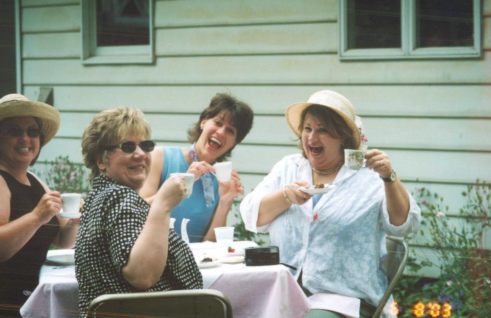2003 Garden Tea