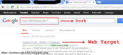Tutorial Deface Website CMS Balitbang Versi 3.42