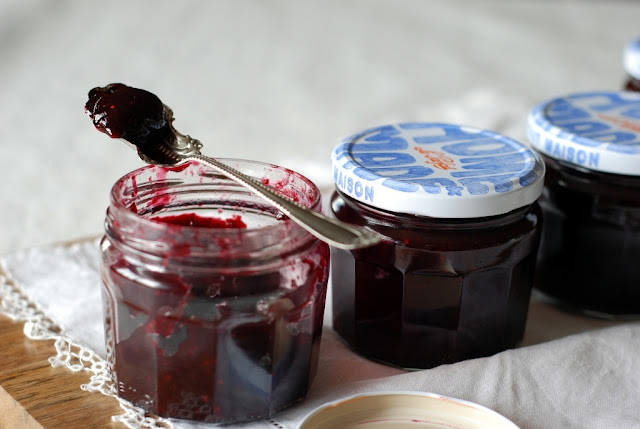 Simply So Good: Jammin' in My Kitchen with Blackberries, Raspberries ...