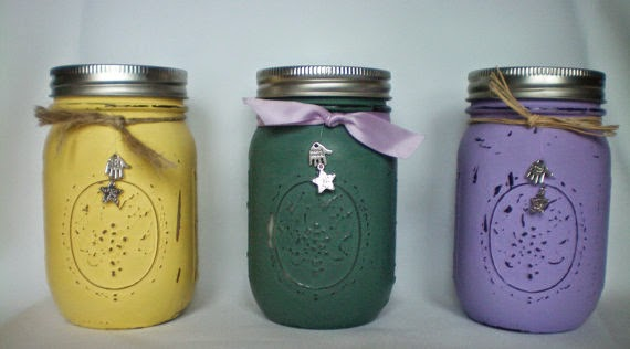 16oz. mason jar candles