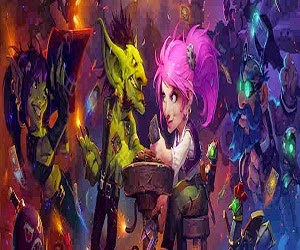 Hearthstone Gnomes and Goblins Expansion