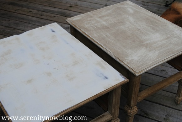 Sanding Furniture with a Palm Sander, Serenity Now blog