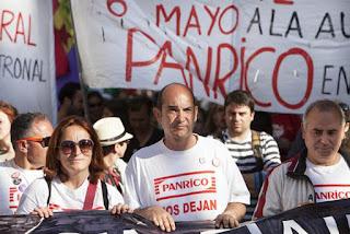 Panrico pactó con CC OO