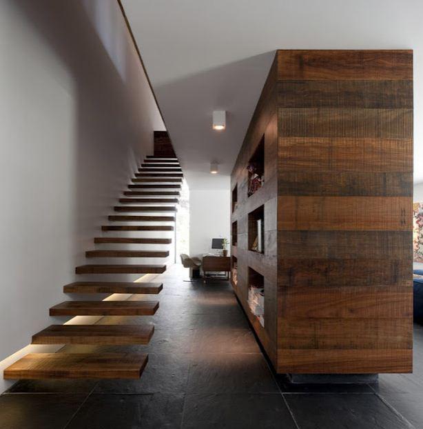 Baño Bajo Escalera Arquitectura:Les ofrecemos una interesante colección de escaleras, que a manera de