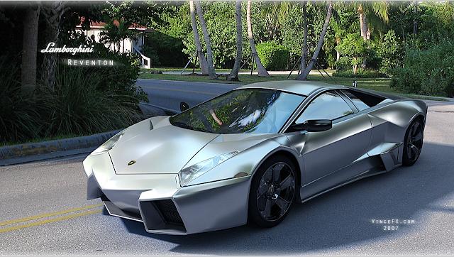 Lamborghini Reventon - Có giá 1,4 triệu USD
