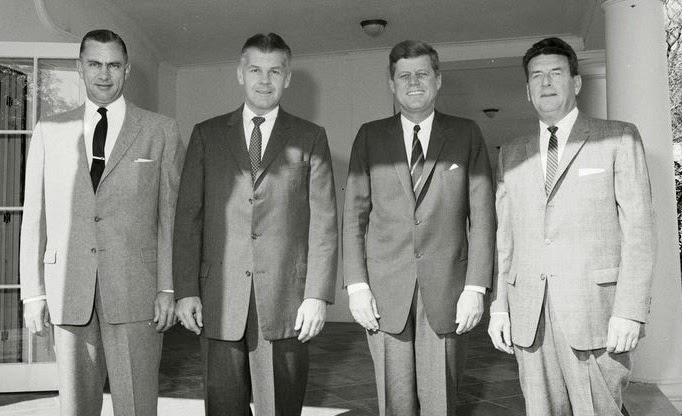 JFK's Secret Service agents