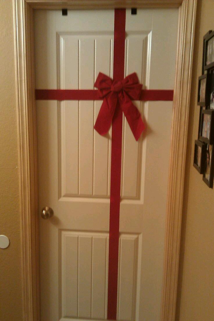 Adornos navidenos para puertas originales regalos caros - Puertas originales ...