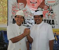 VIDEO  CAWAGUB BALI KETUT SUDIKERTA PALING KAYA SE-INDONESIA Pemilihan Cagub Cawagub Bali 2013