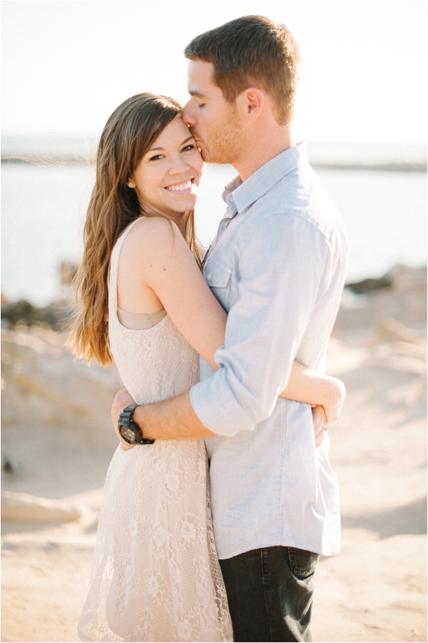 Beach Engagement Session by Daniel Cruz Photography