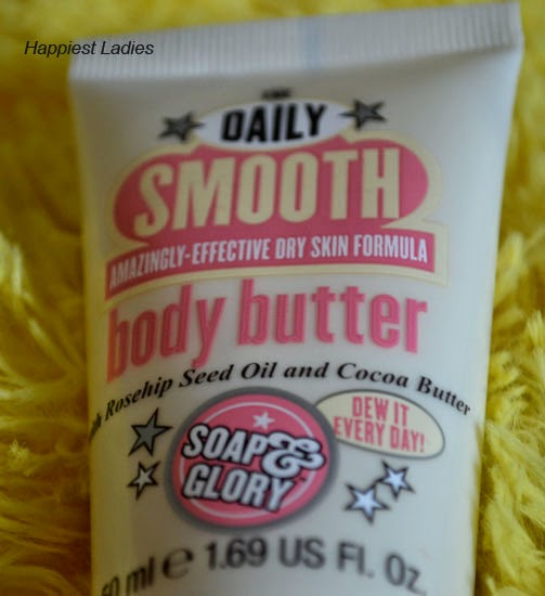 Soap and Glory Daily Smooth Body Butter