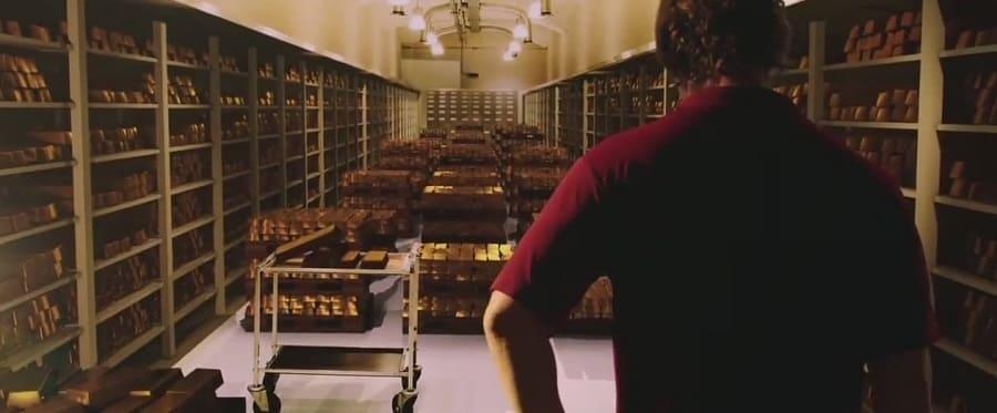 Ouro e Cobiça 2017 Filme 720p HD Webdl completo Torrent
