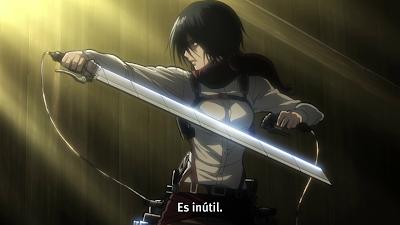 Shingeki no Kyojin Attack on Titan 23 Sub Español