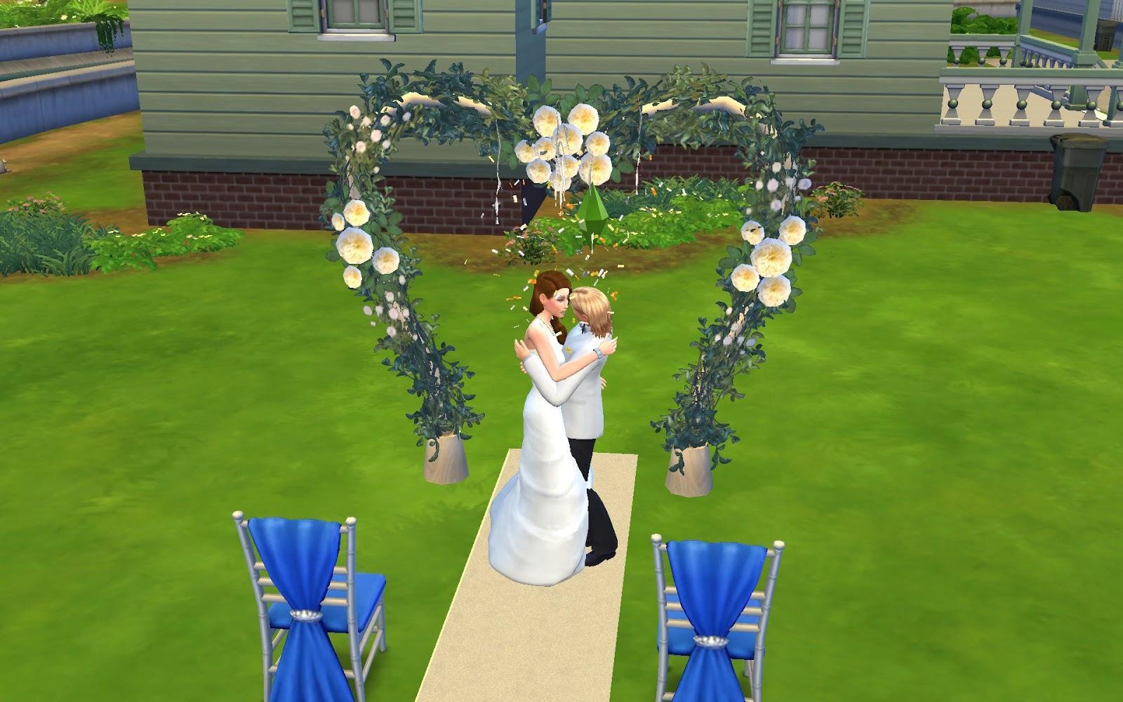 Сезонные праздники в The Sims 3 Времена года 39