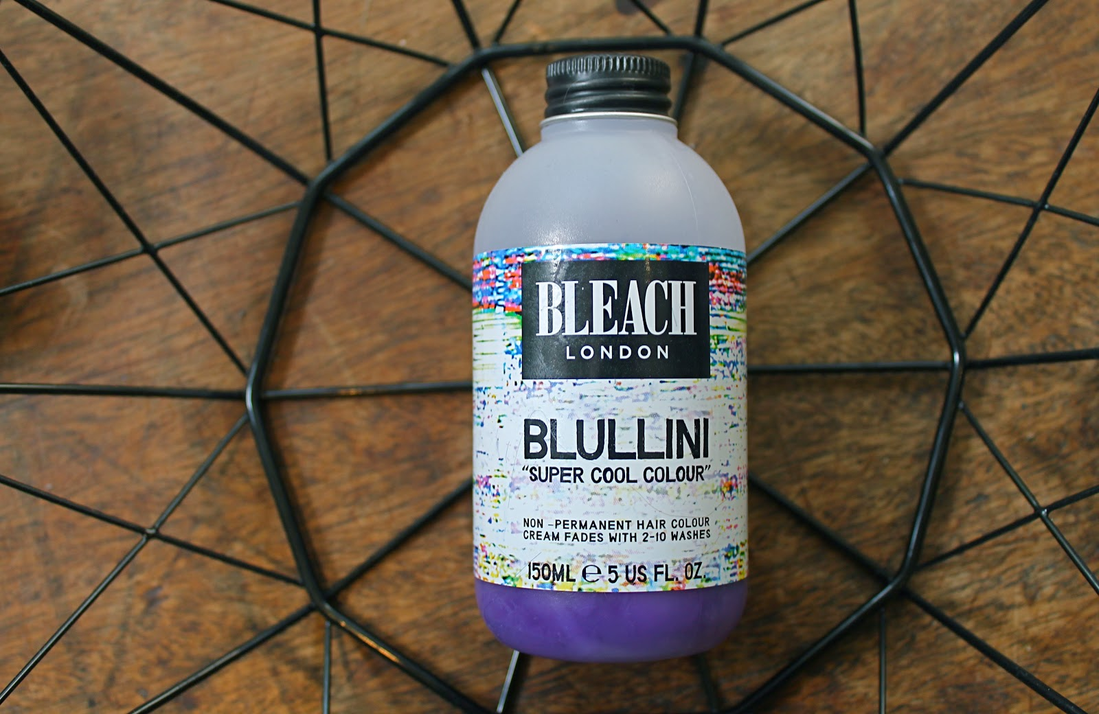 bleach London Blullini super cool colour uk beauty blogger