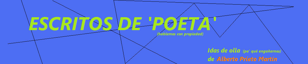 Escritos De Poeta