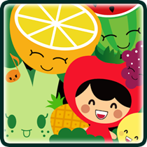 Game android anak 3 tahun Fruits Memory Game For Kids