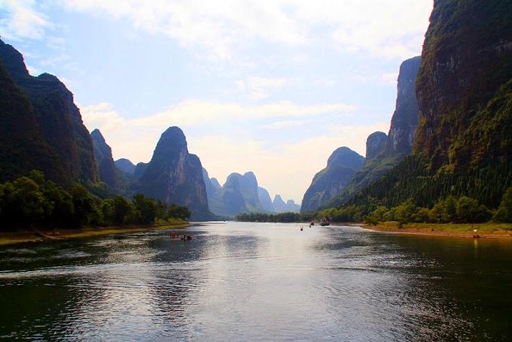 Río Li – China