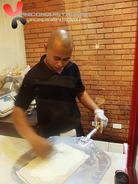 Chuck's Deli Flatbread Pizzas