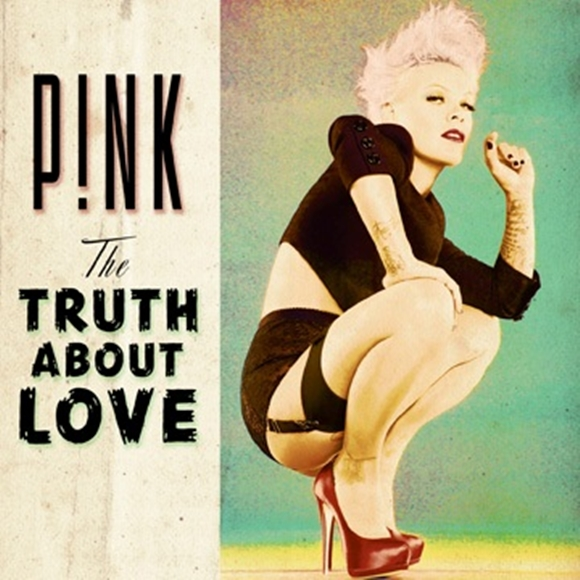 capa do novo álbum da Pink 2012