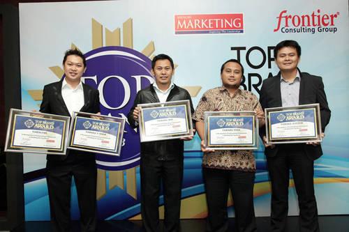 5 Produk Yamaha Sabet Top Brand Award 2013